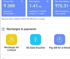 Jio 1 year recharge plan